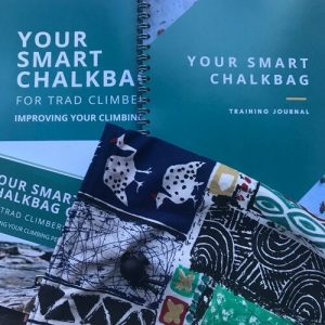 Smart Chalkbag Contents