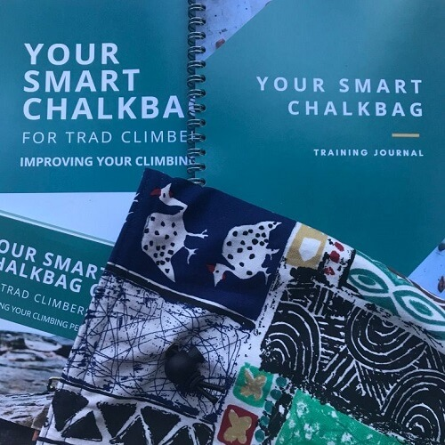 Smart Chalkbag Contents