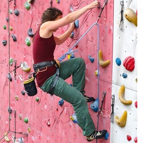 Indoor Climbing Headgame