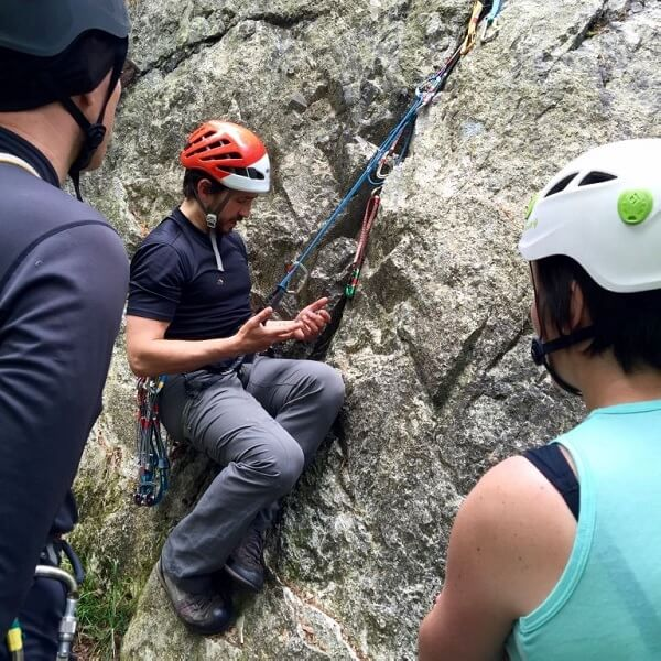 Pete Climbing Gear Coaching