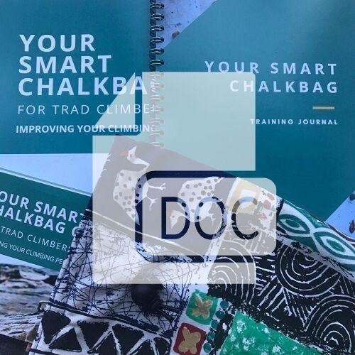 Digital Smart Chalkbag